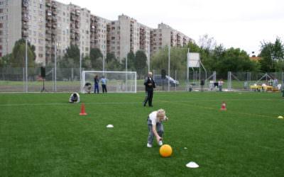 TÁRT KAPU – Ingyenes Sportolás / Pályahasználat